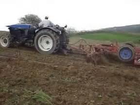tracteur New Holland TN95F