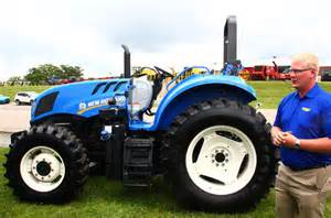 tracteur New Holland TS6.110