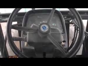 tracteur New Holland TT75A