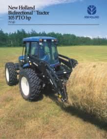 tracteur New Holland TV140