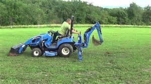 tracteur New Holland TZ18DA
