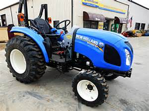 tracteur New Holland WORKMASTER 37