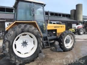 tracteur Renault 1181