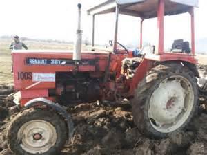 tracteur Renault 361