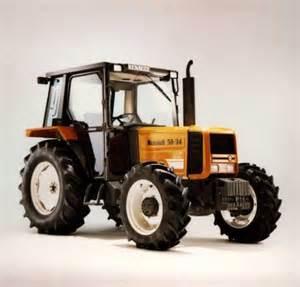 tracteur Renault 58-32 MX