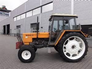 tracteur Renault 681S