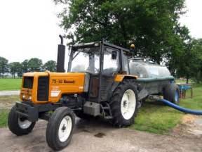 tracteur Renault 75-32 MX