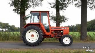 tracteur Renault 781