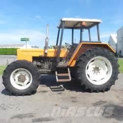 tracteur Renault 781S