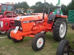 tracteur Renault 89