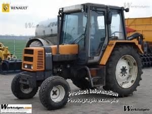tracteur Renault 95-12 TX