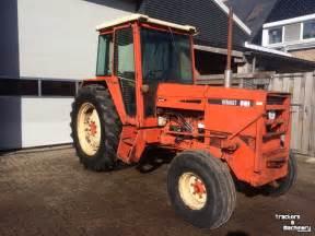 tracteur Renault 981