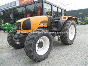 tracteur Renault CERES 355