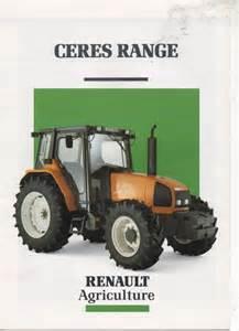tracteur Renault CERES 70