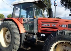 tracteur Same ANTARES 130