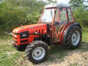 tracteur Same ARGON CLASSIC 55