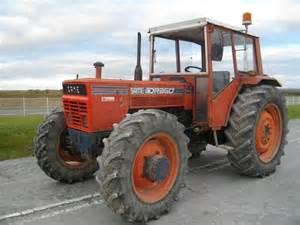 tracteur Same DRAGO