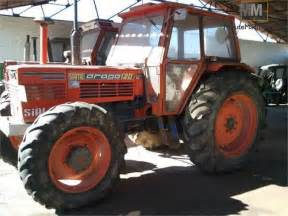 tracteur Same DRAGO 120