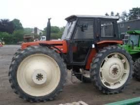 tracteur Same ROW CROP 90