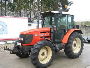 tracteur Same SILVER 90