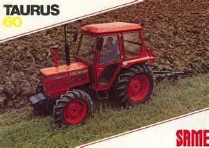 tracteur Same TAURUS 60
