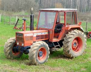 tracteur Same TIGER SIX 105