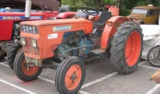 tracteur Same VIGNERON 45