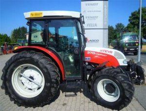 tracteur Steyr 370