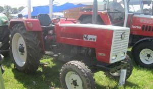 tracteur Steyr 40
