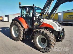 tracteur Steyr 4095 MULTI