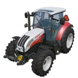 tracteur Steyr 4115 MULTI