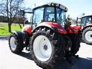 tracteur Steyr 4120 MULTI