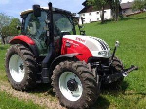 tracteur Steyr 4120 PROFI