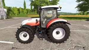 tracteur Steyr 4125 PROFI