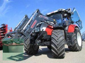 tracteur Steyr 4130 PROFI