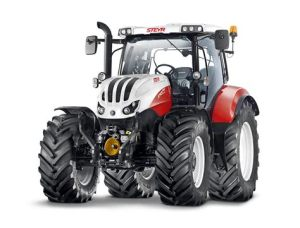 tracteur Steyr 4135 PROFI