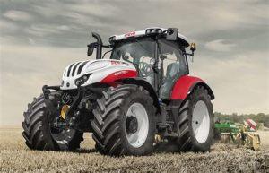 tracteur Steyr 4145 PROFI CVT
