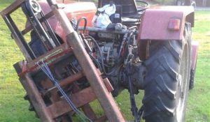 tracteur Steyr 545