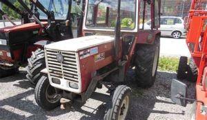 tracteur Steyr 548