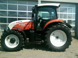 tracteur Steyr 6115 PROFI_second_modele