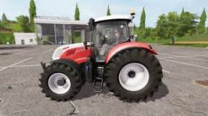 tracteur Steyr 6150 CVT