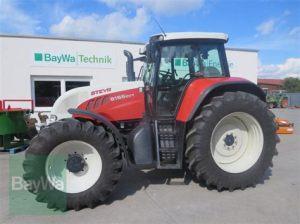 tracteur Steyr 6155 CVT