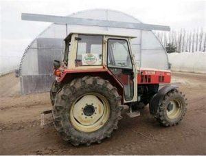 tracteur Steyr 8045