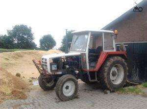 tracteur Steyr 8070