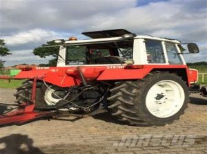 tracteur Steyr 8080
