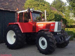 tracteur Steyr 8150