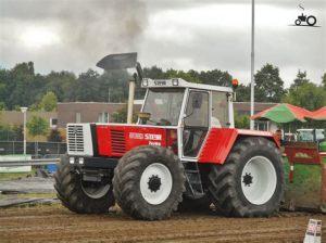tracteur Steyr 8180