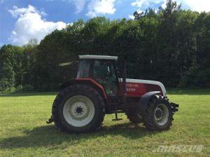 tracteur Steyr 9200