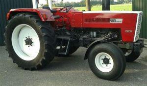 tracteur Steyr 980