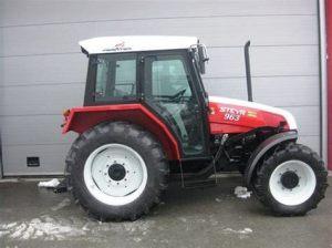 tracteur Steyr M 963